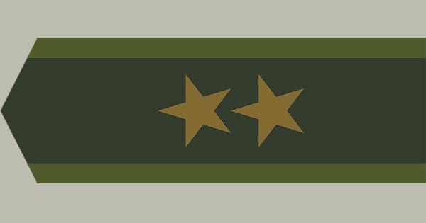 Löjtnant betyder ställföreträdare.